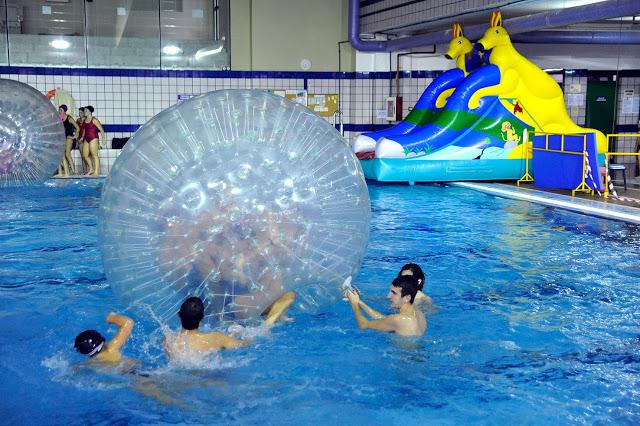 La piscina cubierta municipal de antequera acogi durante for Piscina 4 esquinas