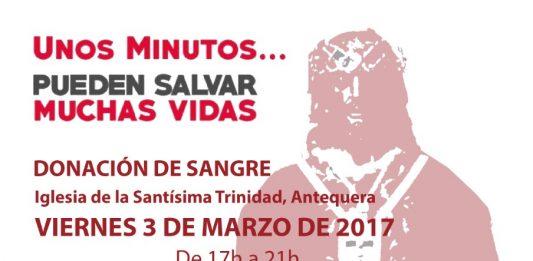 SANGRE RESCATE ANTEQUERA