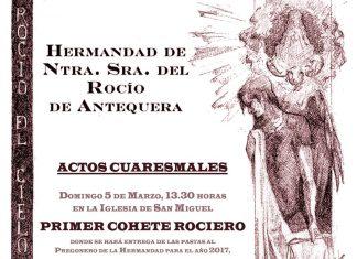 COHETE ROCIO ANTEQUERA