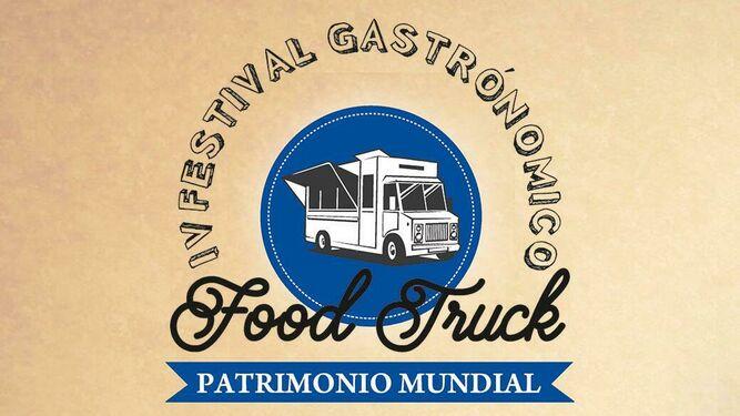 Cartel anunciador del Food Truck