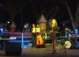 Actuación del grupo ` Jitterburg Jazz Group´