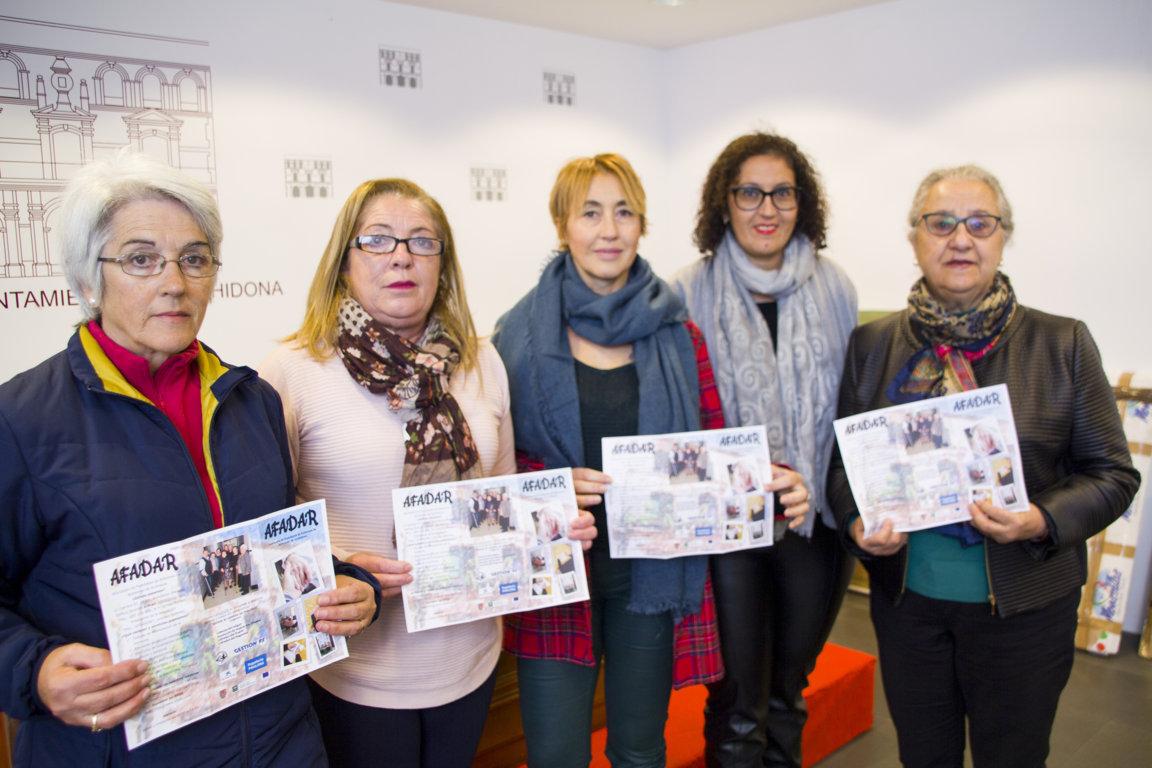 Primeras Jornadas Informativas sobre el Alzheimer en Archidona - Las 4 Esquinas