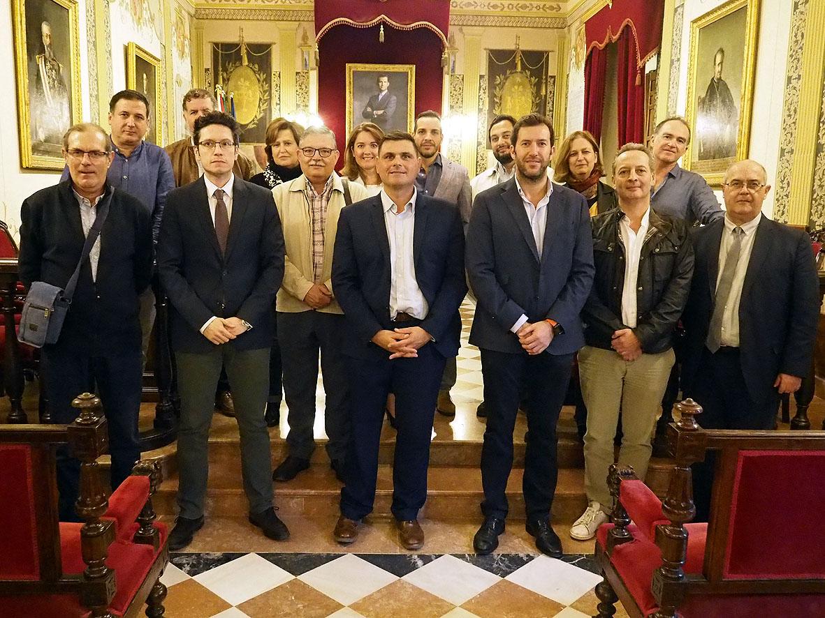 Antequera acoge la primera edición de la Conferencia de Delegados y Delegadas de Protección de Datos de las Diputaciones andaluzas - Las 4 Esquinas